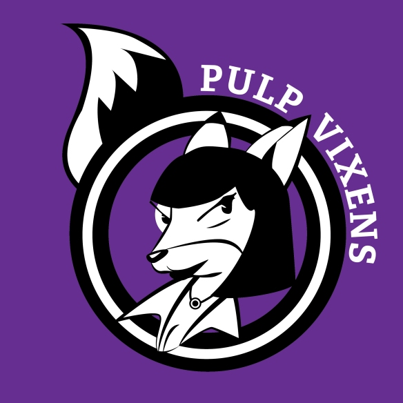 Pulp Vixens logo