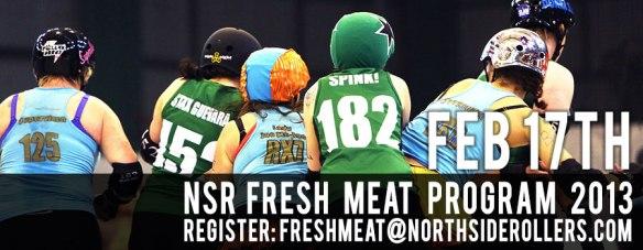Fresh Meat Intake