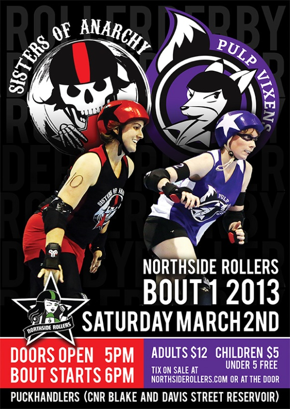 NSR first home team bout