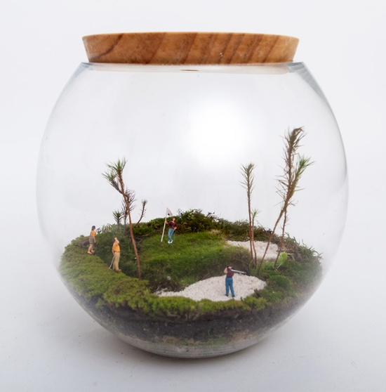 Mossarium by Petite Green